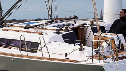 Dufour Yachts at Yacht Sales West